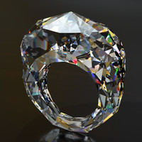 diamond ring model