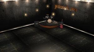 3D set music