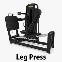 Technogym - SP Leg Press