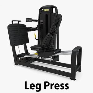 3D model - sp leg press