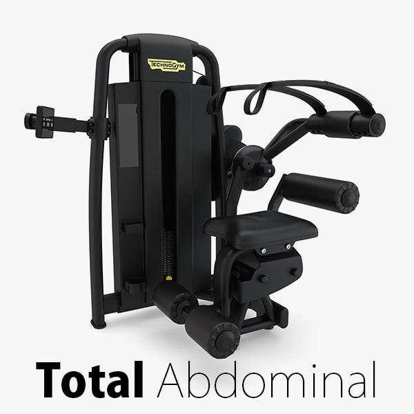 3D - sp total abdominal