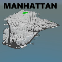 complete manhattan 3D