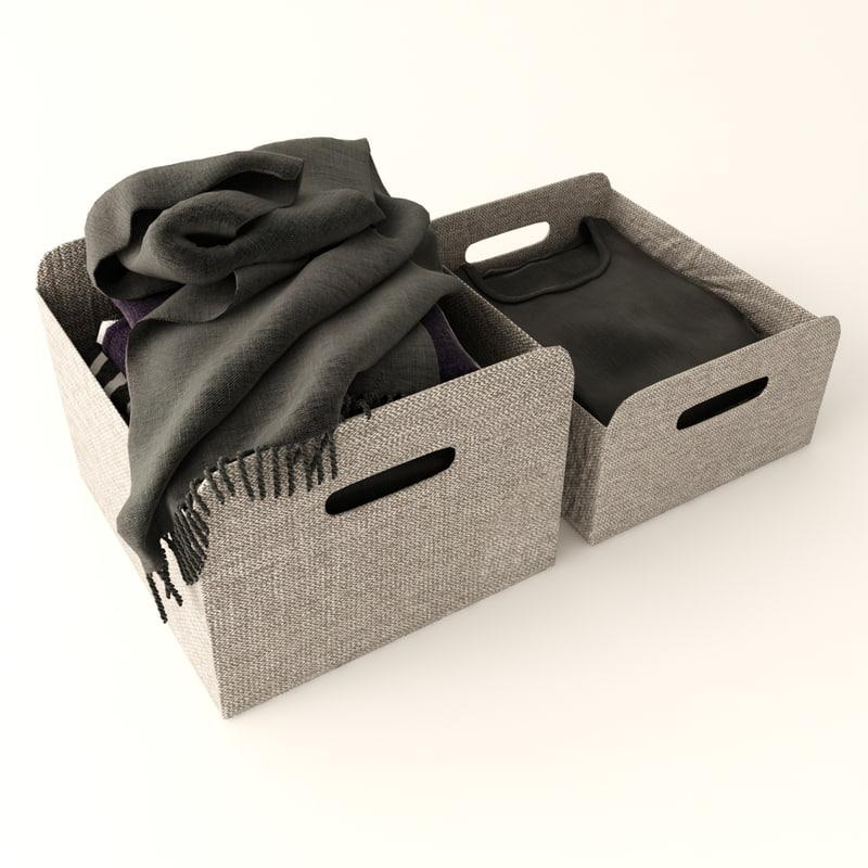 things box 3D model
