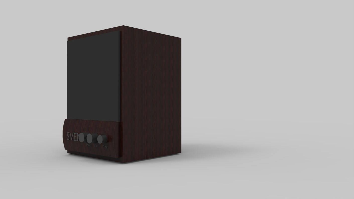 speakers music model