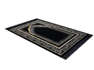 islamic pray rug 3D