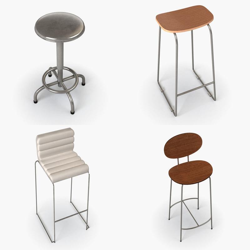 3D chair pack