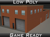 Factory Building 19