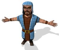 3D magician clash clans