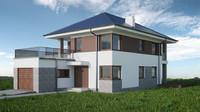 house 02 3D