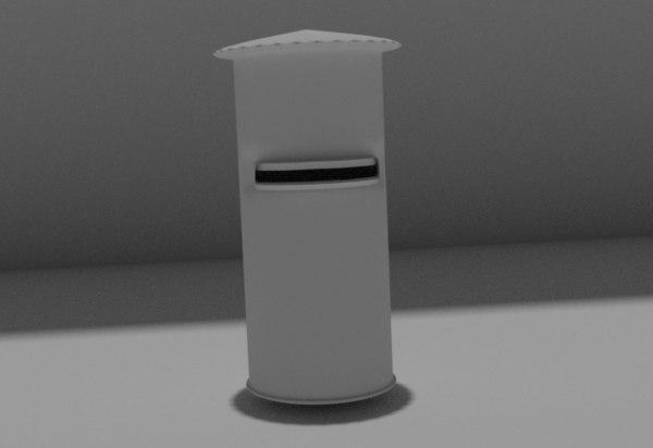 postbox 3D