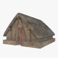 3D mud hut 2