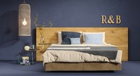 bed moeller design 3D model