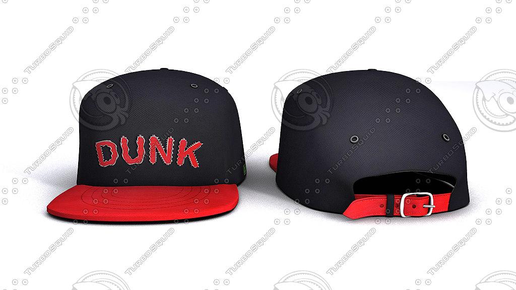 3D cap hats