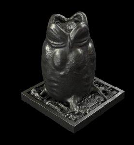 alien egg 3dprintable 3D model