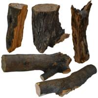 3D model photoreal logs 2
