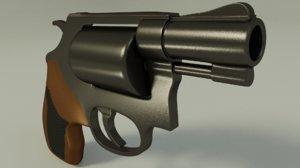 copy revolver 3D model
