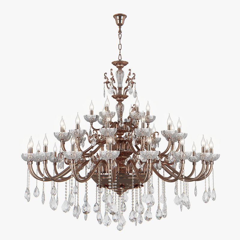 3D model chandelier 719368 artifici osgona