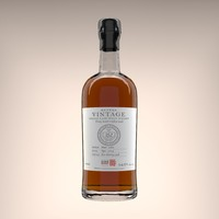 3D model karuizawa 1981 single cask