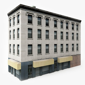ready city building 3D