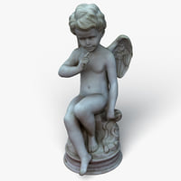 cupid angel model