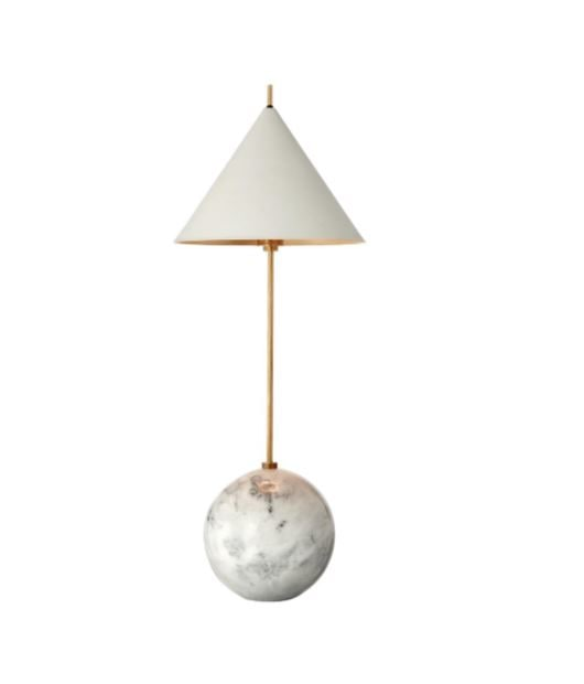3D kelly wearstler accent lamp