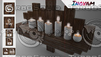 3D furniture inovam