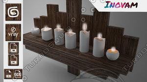3D furniture inovam