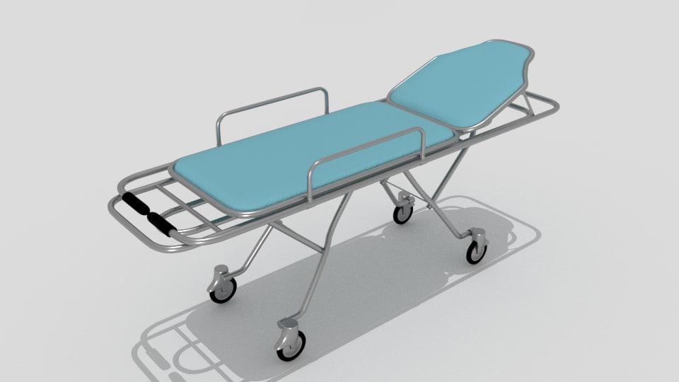 stretcher er model