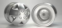 3D rim car wheel print