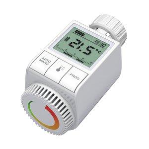 3D model digital radiator thermostat