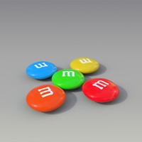 M and M's dragees