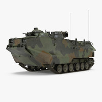 Landing Tracked Vehicle AAV-P7