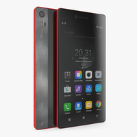 lenovo vibe shot crimson model