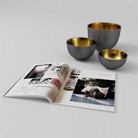 3D bowls magazin
