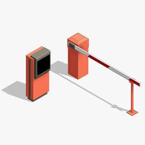 arm gate parameters model