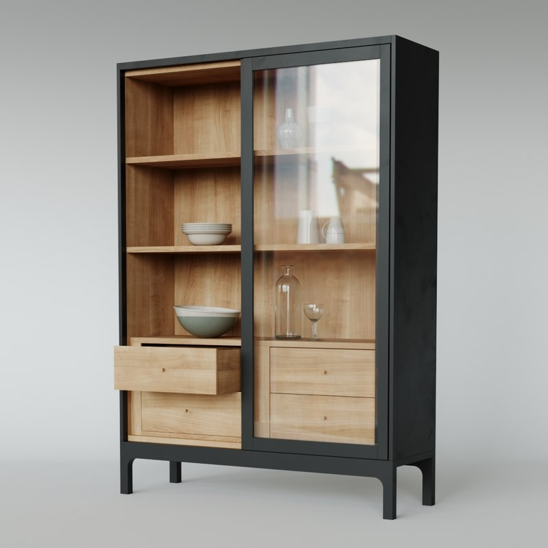 pinch design joyce cabinet 3D model