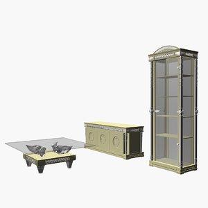 wings table model