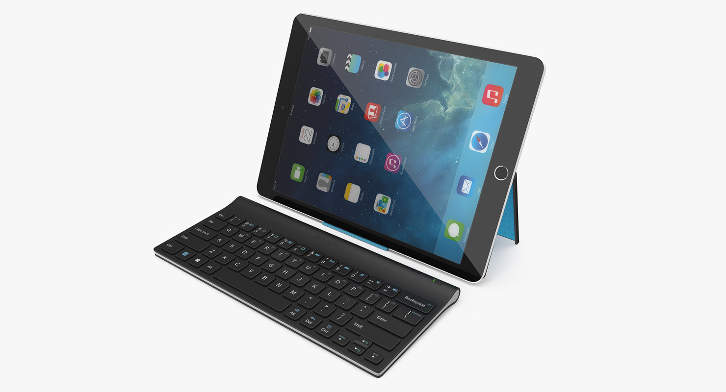 logitech tablet keyboard ipad model