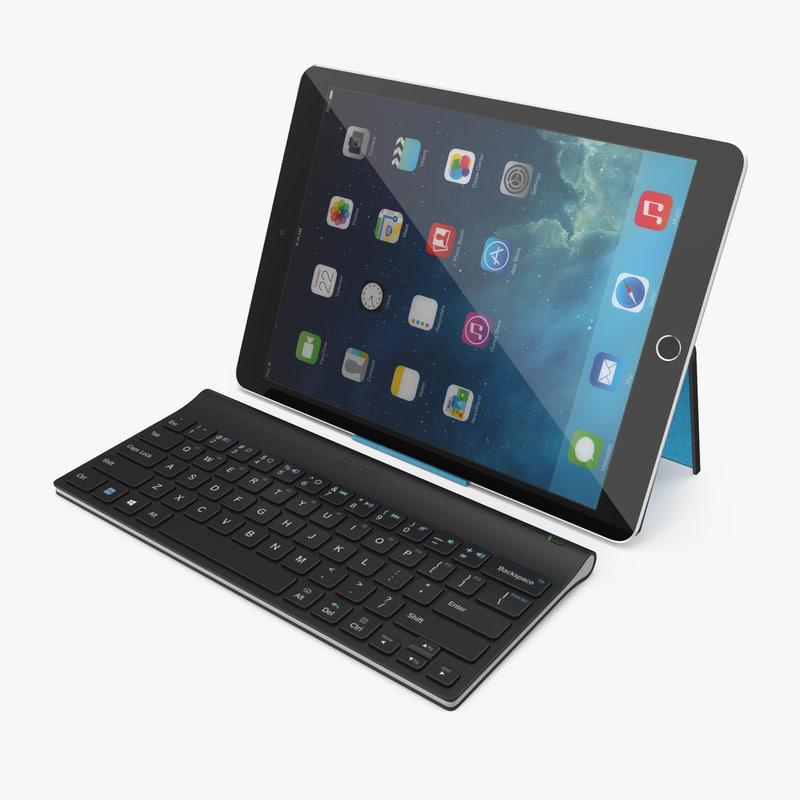 logitech tablet keyboard ipad model