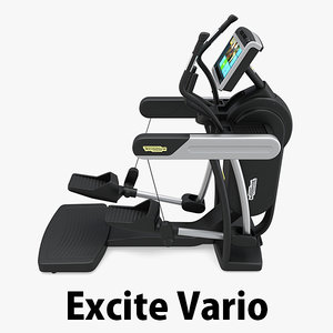 3D model - ect excite vario