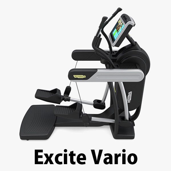 3D model - ect excite vario