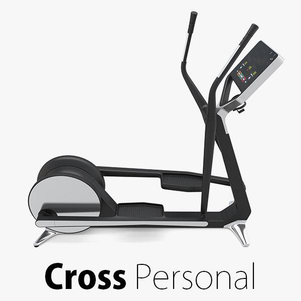 - ect cross personal 3D model