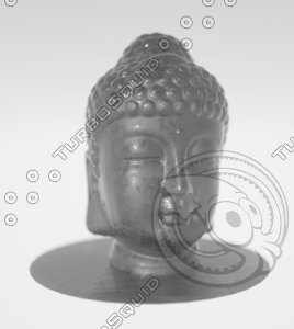resolution buddha model