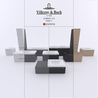 3D furniture boch model