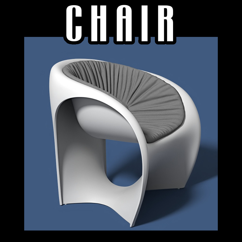 3D chair interiors