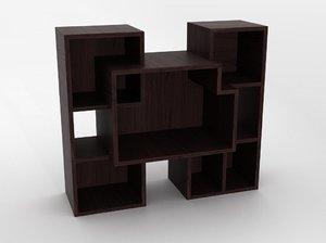 bookcase model