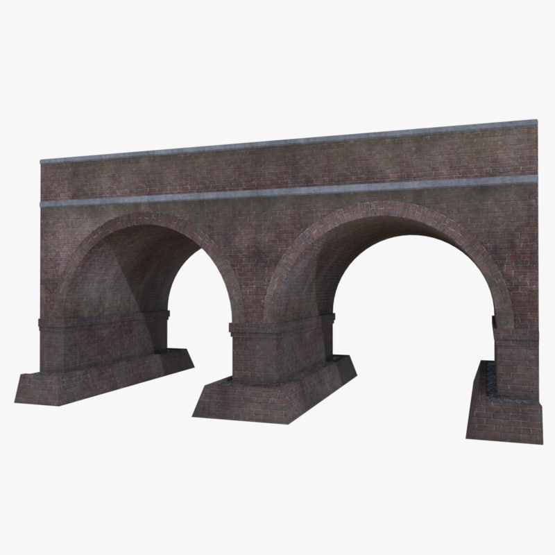 3D bridge 1 model