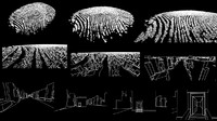 3D fingerprint city