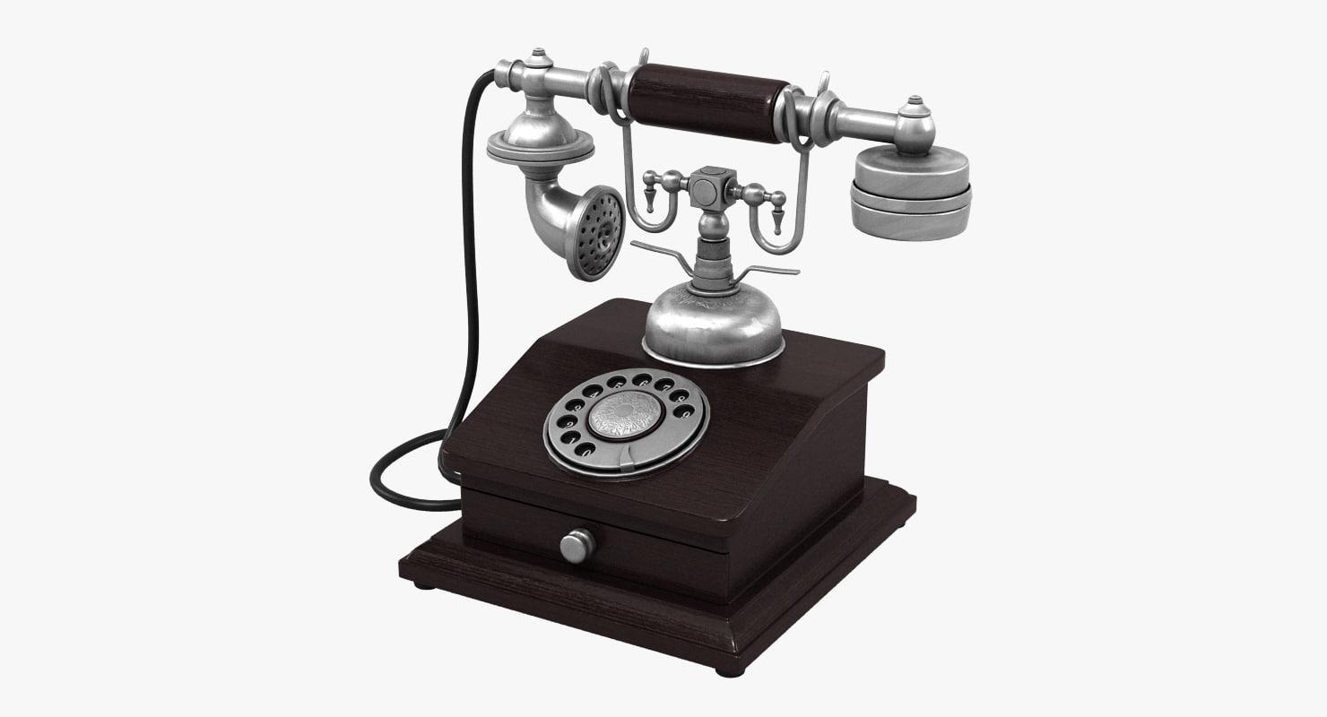 old phone model