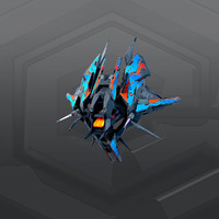 3D alien fighter